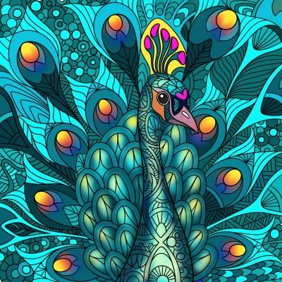 Coloring Digital Drawing   eco   PENUP