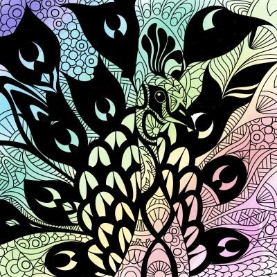 Coloring Digital Drawing   Raffa2010   PENUP