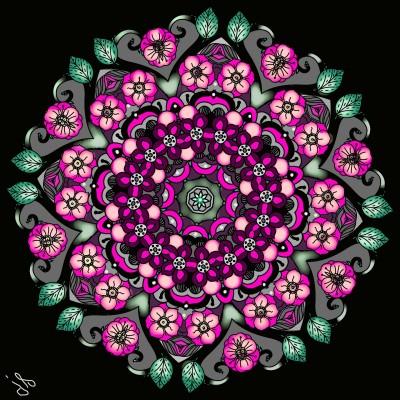 Burst of color | Jules | Digital Drawing | PENUP