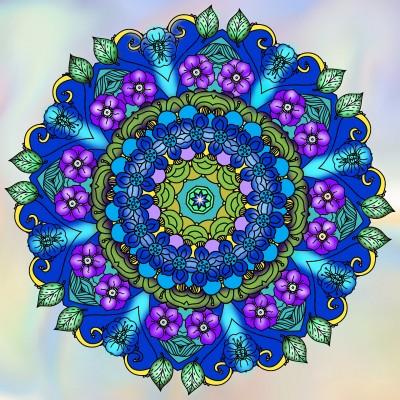 Coloring Digital Drawing | June | PENUP