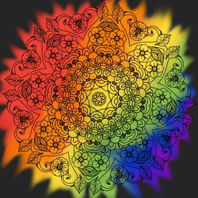 colors of the rainbow | Anevans2 | Digital Drawing | PENUP