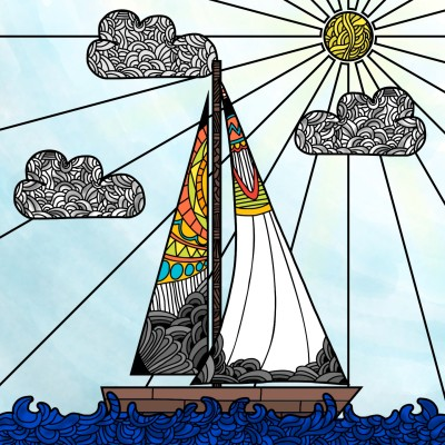 ship | Idea | Digital Drawing | PENUP