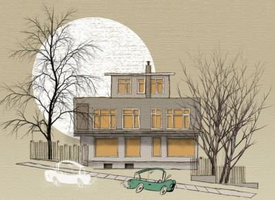 An apartment in Ankara | deser | Digital Drawing | PENUP