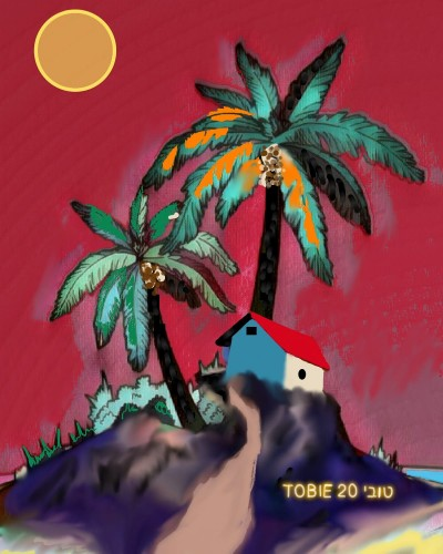 PRIVATE LONELY ISLAND  | Tobie.ISR | Digital Drawing | PENUP