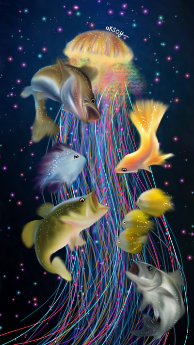 FISH'S | aksoy | Digital Drawing | PENUP