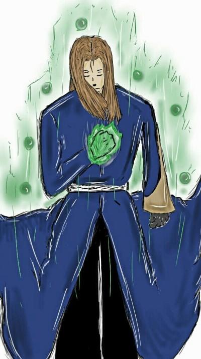 Dark Priest. | SoloSketch | Digital Drawing | PENUP