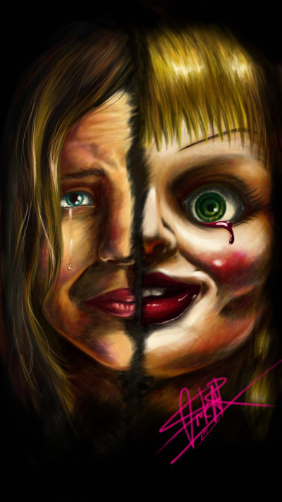 Annabelle | FirstNote4 | Digital Drawing | PENUP