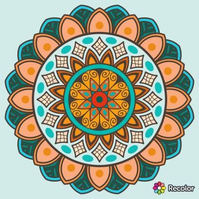 mandala | Zenovia | Digital Drawing | PENUP