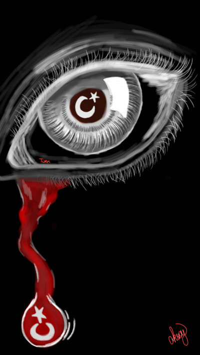 TURKISH EYE | xxx | Digital Drawing | PENUP