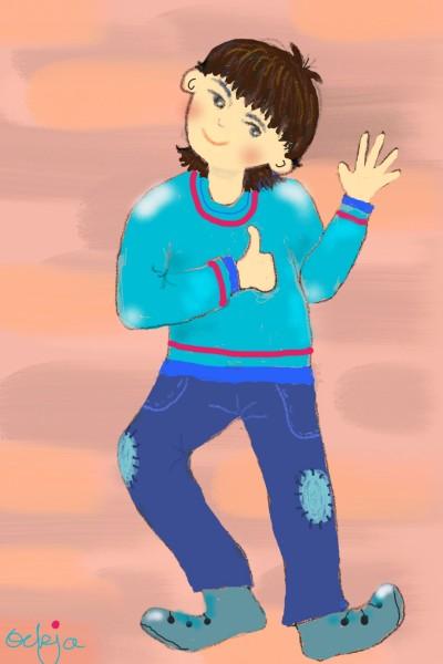You're  the best!♡   ockja   Digital Drawing   PENUP