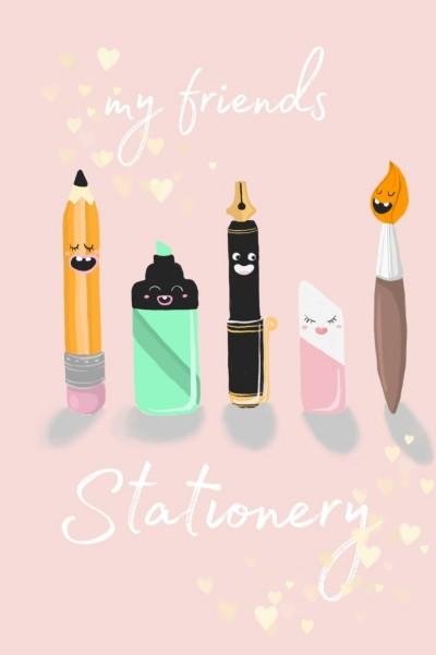 Stationery  | Alex | Digital Drawing | PENUP