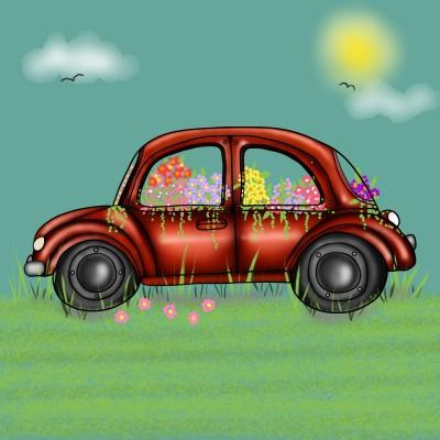 Beetle | JammyC | Digital Drawing | PENUP