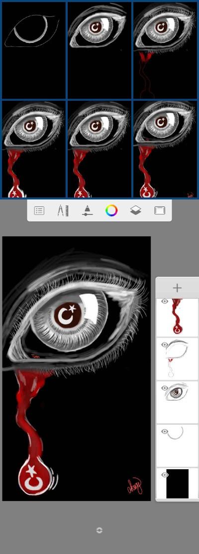 My sketch ♡ | -aksoy- | Digital Drawing | PENUP