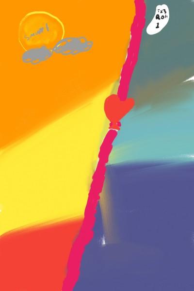 Landscape Digital Drawing   Larin   PENUP