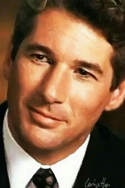 Richard Gere | LEVIATHAN | Digital Drawing | PENUP