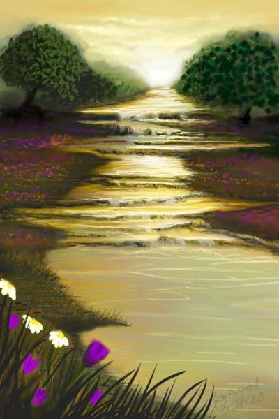 Spring  | TammyShannon | Digital Drawing | PENUP