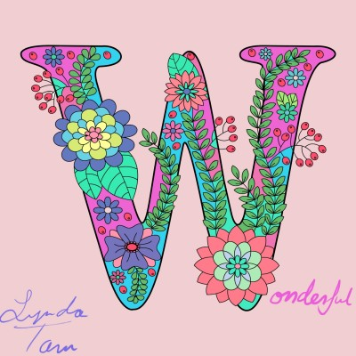 Wonderful World | Lynda | Digital Drawing | PENUP