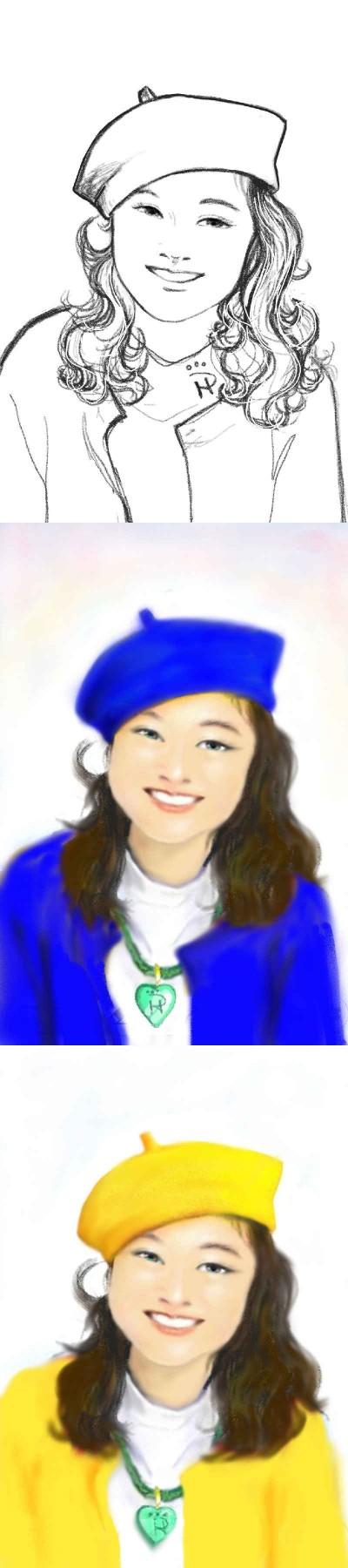 Coloring play | Nokhong | Digital Drawing | PENUP