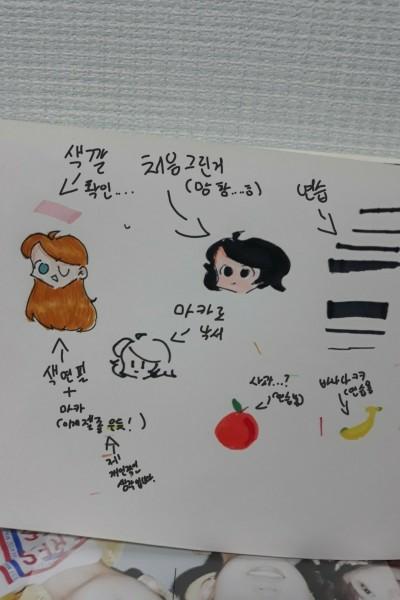 탸~란 | Eum-Yang | Digital Drawing | PENUP