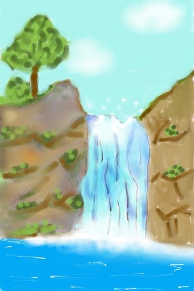 Landscape Digital Drawing   silvy   PENUP
