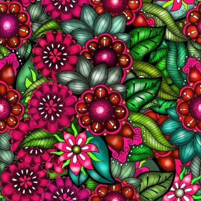 Estampat  | Carme | Digital Drawing | PENUP