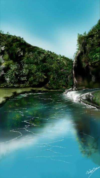 Wonderful nature | Abex | Digital Drawing | PENUP