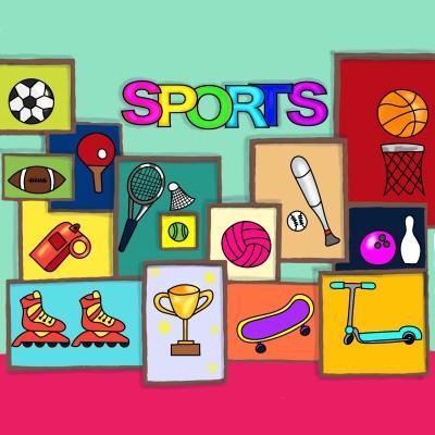 sports | Diana | Digital Drawing | PENUP