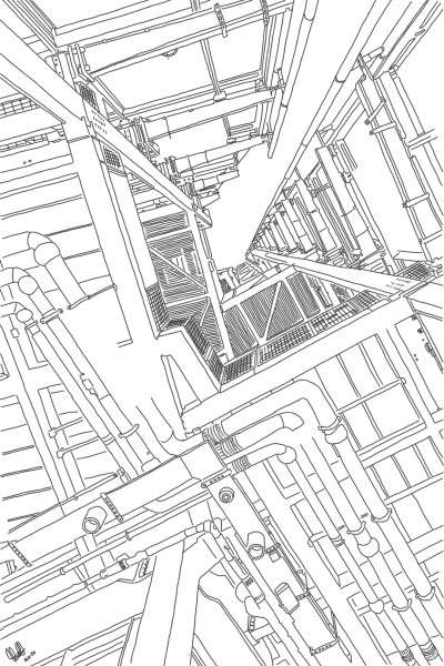 The Shard London | StevenCarroll | Digital Drawing | PENUP