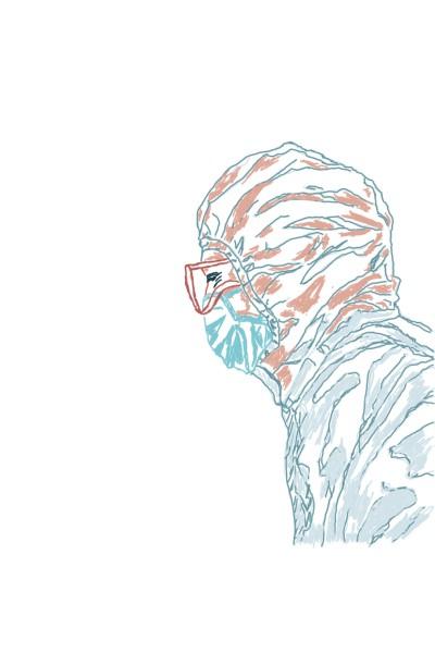 Médecin  | richard | Digital Drawing | PENUP
