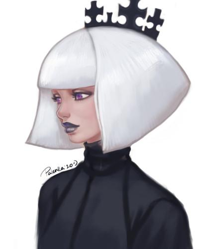 Girl1 | iPalenka | Digital Drawing | PENUP