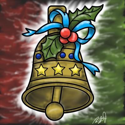 Christmas bell   nyyankeehitman   Digital Drawing   PENUP