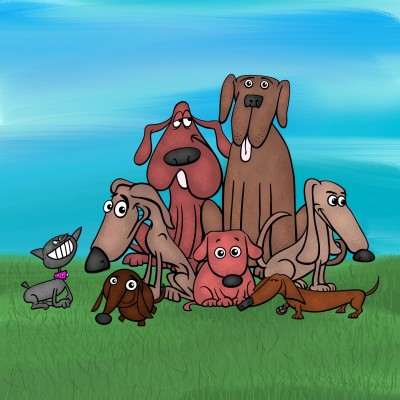 Family Photo ❤   Annette   Digital Drawing   PENUP