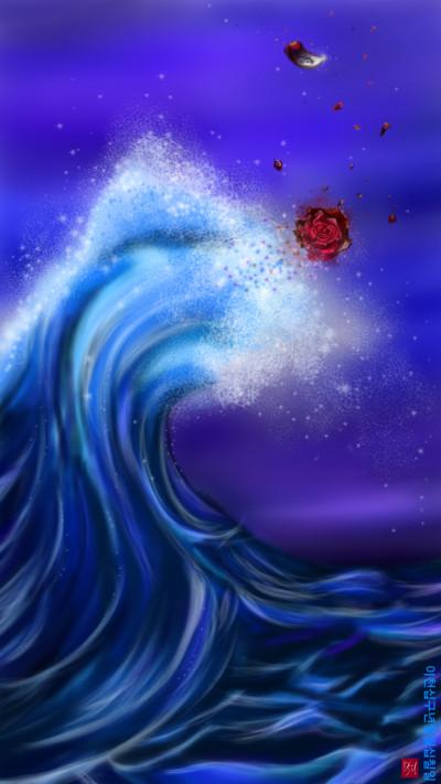 Good bye my love.   sun.u   Digital Drawing   PENUP