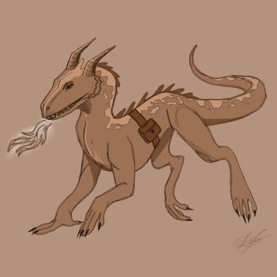 Dragon | Ketrin | Digital Drawing | PENUP