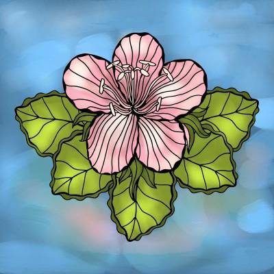 Coloring Digital Drawing | Vihu | PENUP
