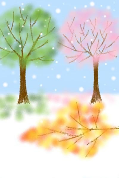 Traditional art Digital Drawing | Yieum | PENUP