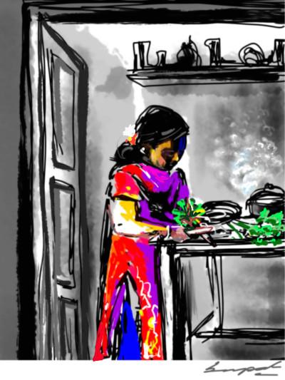 quit time | sarpal | Digital Drawing | PENUP