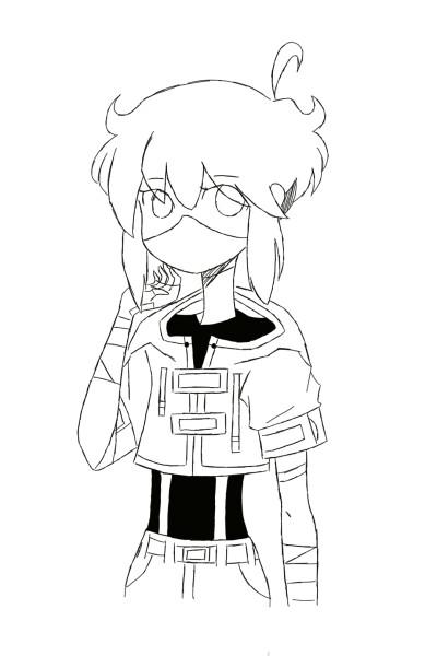 Doodle Digital Drawing | Haru | PENUP