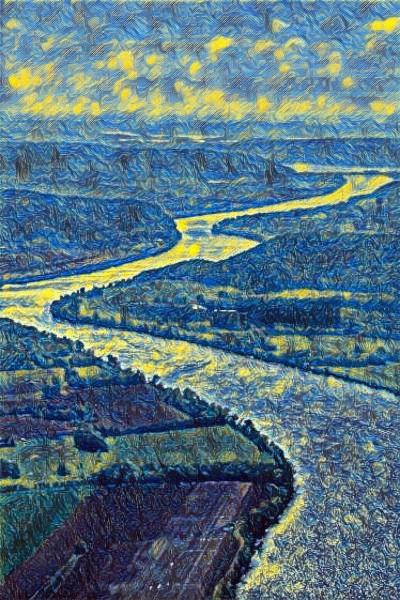 Landscape Digital Drawing | monkey69 | PENUP