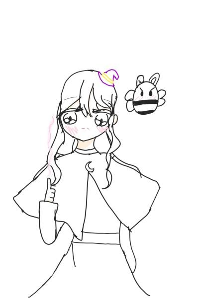 마법이라하옵니다허헣.. | _Eunyedam_030 | Digital Drawing | PENUP