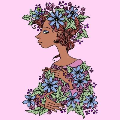 Girl | Tessie | Digital Drawing | PENUP