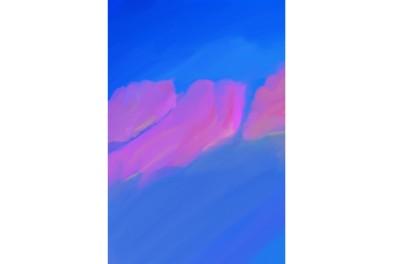 구름 | syh0123 | Digital Drawing | PENUP