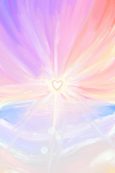 heart sunset | heihei | Digital Drawing | PENUP
