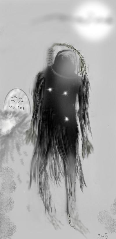 Lost soul | ChrisPBacon | Digital Drawing | PENUP