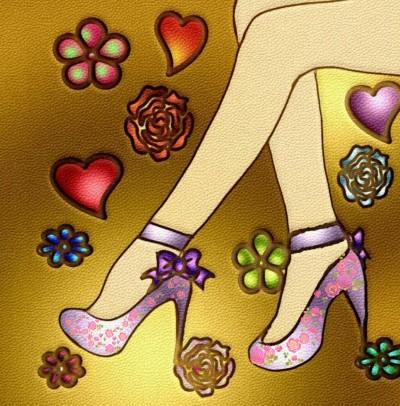 Lovin' Shoes | Charldia | Digital Drawing | PENUP