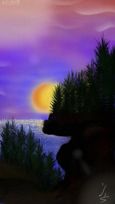 River   Mariam   Digital Drawing   PENUP