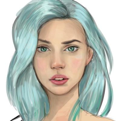 girl | chito_gvrito | Digital Drawing | PENUP