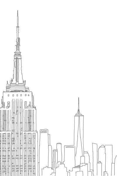 Empire State  | StevenCarroll | Digital Drawing | PENUP