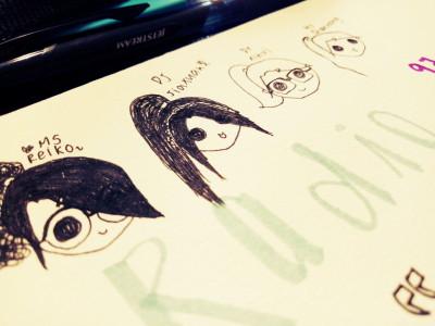 radio roleplay project  | yerim | Digital Drawing | PENUP