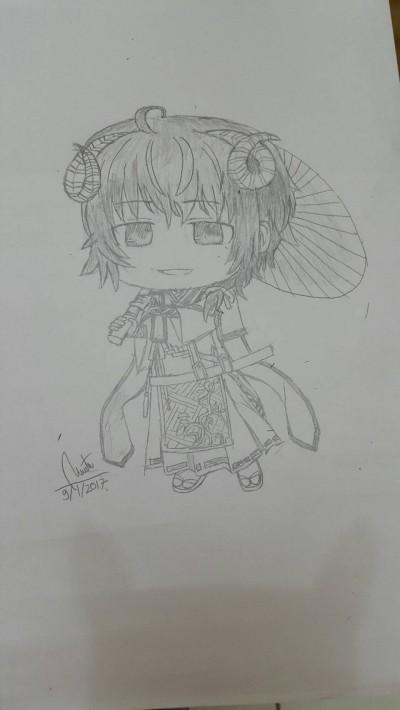 Mouri Takamoto | Meta_Wijaya | Digital Drawing | PENUP